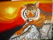 Der Tiger. Brigitte Revel