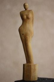 Impassible corps de femme. Bernard Max