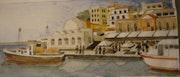 Carnet de voyage en crete. Jeanpierre Koben