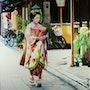 Rue japonaise. Clotilde Nadel