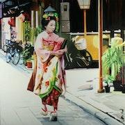 Rue japonaise.