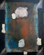 Composition Abstrait. Jo Manno