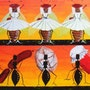 La cigale et la fourmi. Michel Fleury