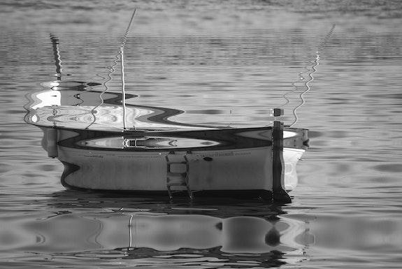 Le refflet. Pascal Barralis Pascal Vetillard