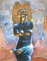 Venus blava per evolució. Paco Morgado