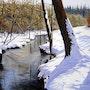 Principios del invierno. Jean-Claude Lapierre