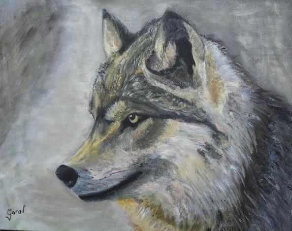 The Wolf. Olivier Garat Olivier Garat