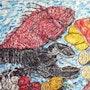 Fisherman Korb. Christian Thiefaine