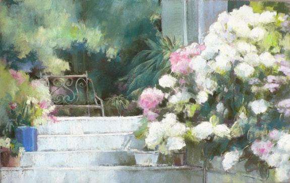 Le jardin de juani. Danièle Trigalet Daniele Trigalet