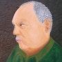 El hombre tranquilo. Ghislaine Phelut