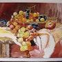 Bountiful Fruit Basket. Galain