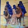 Fantasia in den Maghreb. Galain