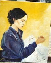Embroiderer.