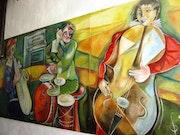 Tryptique sur le jazz. Nité