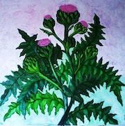 Les fleurs de son jardin, 2011.