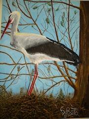 Stork's nest 2.