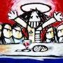 The Last Supper, überarbeitet (2000). Laurent Bastide