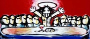 The Last Supper, revised (2000).