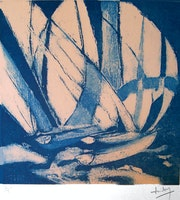Regatta Blue. Christian Hibon
