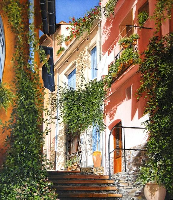 Lane Collioure. Houmeau Houmeau