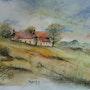 Mountain Farmhouse. André Farnier
