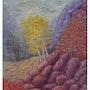 Sun Mountain enriched the palette of autumn.. Elen Arta
