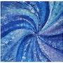 Spiral of the universe in motion.. Elen Arta