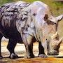 Rinoceronte. Jean-Claude Lapierre