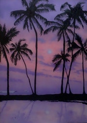 Purple Sunset.