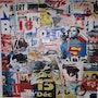 Who is superman ?. C. G. B Artiste Contemporain