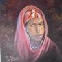 Jeune fille. My. Abdou Chawqui
