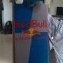 Red Bull Skateboard. Jbdesigns