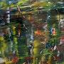 Imigrar hasta encontrar mi destino. Ammari-Art Artiste Plastique