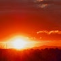 Sunset .... Martine Dugue