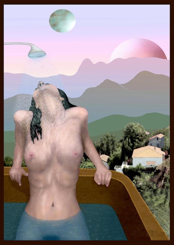 En la ducha.. Peter Oto Peter Oto