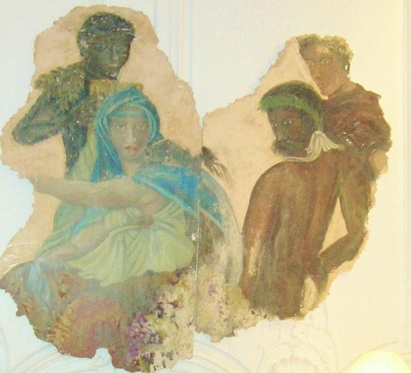 Italienische Renaissance Quartet. Marlene Leclercq Marlène Leclercq