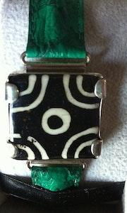 El What'cha - un reloj único, pero que no da el tiempo. Beatrice Illido-Martin
