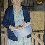 Portrait d'une paysanne :ma mère. Françoise-Elisabeth Lallemand