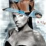 Angelina Jolie, la bomba en el sombrero de 3d. Klara Milo
