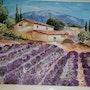 Parfum délicat de la Provence. Marie V.