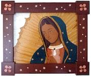 Our Virgin of the Guadalupe. Chip Barnett