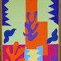 Matisse und ich sah, Nr. 7. Fk
