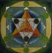 Merkaba Light Body.