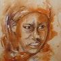 Etíope. Catherine Rey