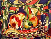 Fruit - original painting - Jacqueline_Ditt.
