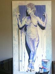 Peinturlure. Jojo Quimbrot