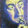Serge Gainsbourg Portrait. Patricia Vivier Robert » Pat V »