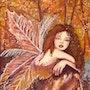 The fairy of autumn. Marina Maltseva (Landriot)