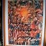 Mi compacion por la humanidad. Ammari-Art Artiste Plastique