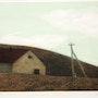 Nuages sur les collines, aquatinte, 35.2 X 50.1991. Axel Zwiener